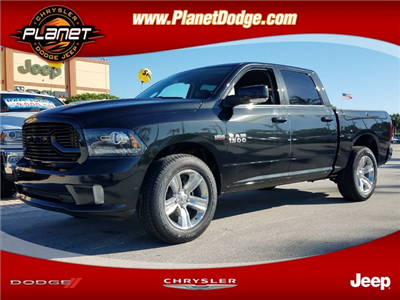 2018 Ram 1500 Crew Cab Pickup #IJS131932 - photo 1