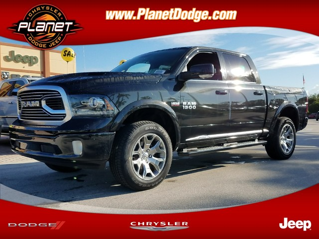 2018 Ram 1500 Crew Cab Pickup #IJS132008 - photo 1