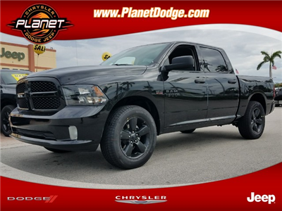 2018 Ram 1500 Crew Cab Pickup #IJS132009 - photo 1