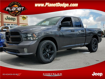 2018 Ram 1500 Quad Cab Pickup #IJS160941 - photo 1