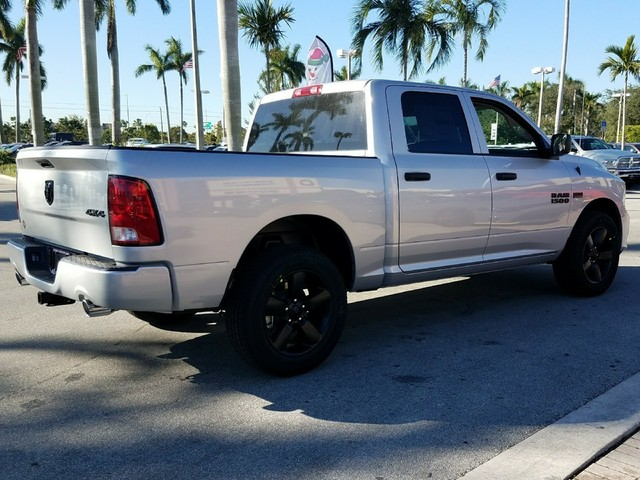 2018 Ram 1500 Crew Cab 4x4, Pickup #IJS197275 - photo 7