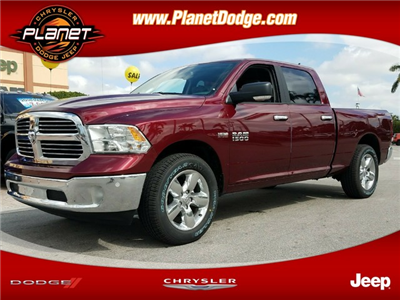 2018 Ram 1500 Crew Cab, Pickup #IJS202253 - photo 1