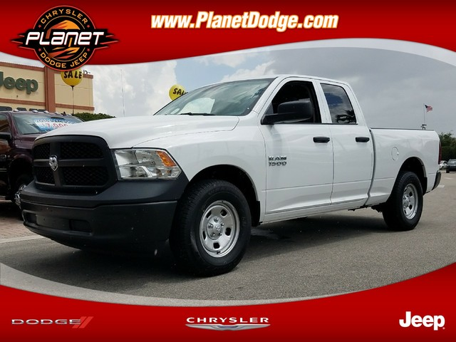2018 Ram 1500 Quad Cab, Pickup #IJS238812 - photo 1
