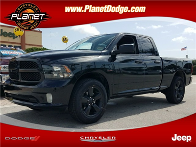 2018 Ram 1500 Quad Cab,  Pickup #IJS244806 - photo 1