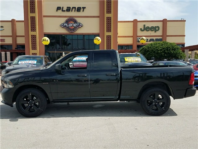 2018 Ram 1500 Quad Cab,  Pickup #IJS244806 - photo 2