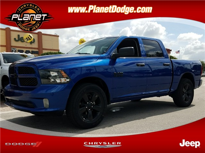 2018 Ram 1500 Crew Cab 4x2,  Pickup #IJS259316 - photo 1