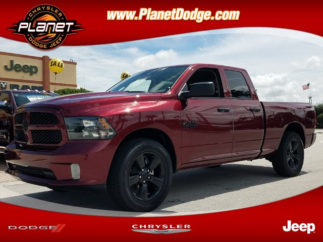 2018 Ram 1500 Quad Cab 4x2,  Pickup #IJS259377 - photo 1