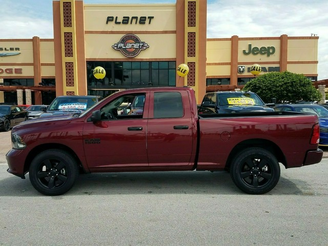 2018 Ram 1500 Quad Cab 4x2,  Pickup #IJS259377 - photo 2