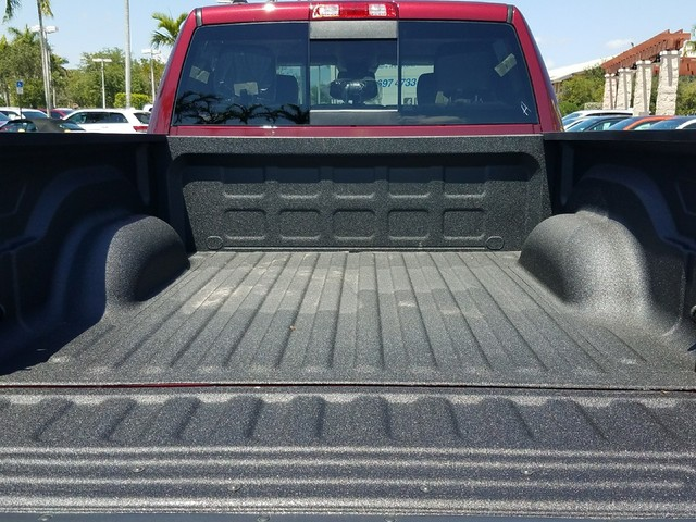2018 Ram 1500 Crew Cab 4x2,  Pickup #IJS261945 - photo 7