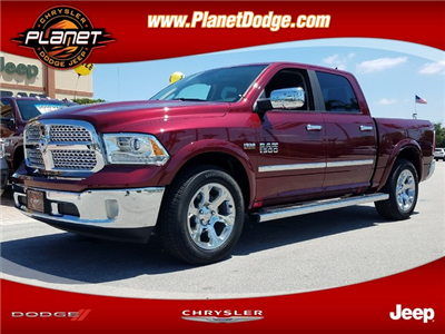 2018 Ram 1500 Crew Cab 4x2,  Pickup #IJS261945 - photo 1