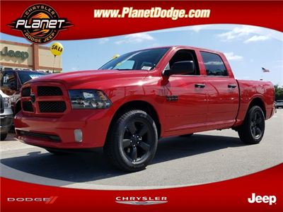 2018 Ram 1500 Crew Cab 4x2,  Pickup #IJS266068 - photo 1