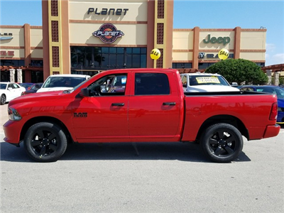2018 Ram 1500 Crew Cab 4x2,  Pickup #IJS266068 - photo 2