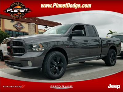 2018 Ram 1500 Quad Cab 4x2,  Pickup #IJS285243 - photo 1