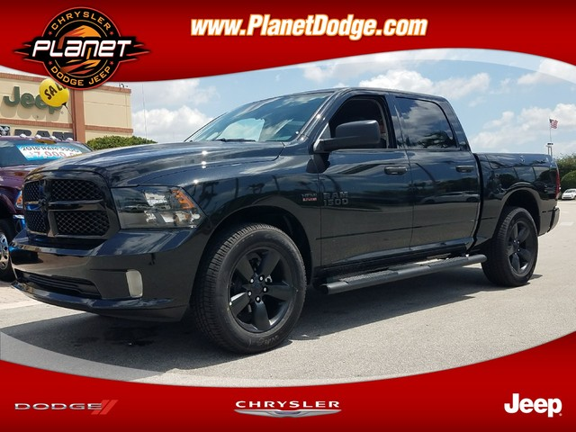 2018 Ram 1500 Crew Cab,  Pickup #IJS285365 - photo 1