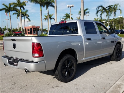 2018 Ram 1500 Crew Cab 4x2,  Pickup #IJS314804 - photo 2