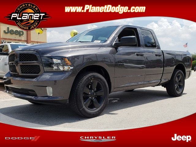 2018 Ram 1500 Quad Cab 4x2,  Pickup #IJS341482 - photo 1