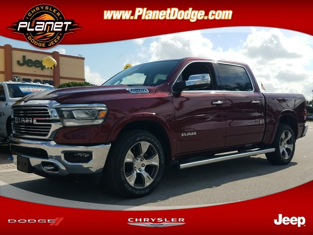 2019 Ram 1500 Crew Cab 4x2,  Pickup #IKN519310 - photo 1