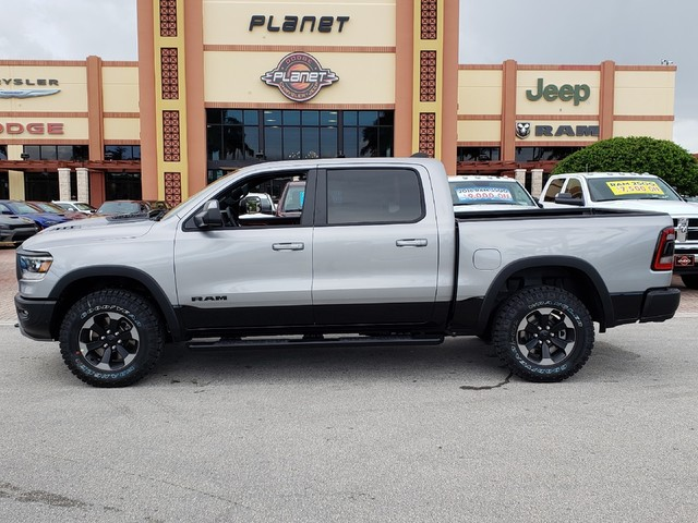 2019 Ram 1500 Crew Cab 4x4,  Pickup #IKN547228 - photo 3