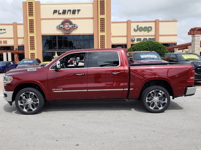 2019 Ram 1500 Crew Cab 4x4,  Pickup #IKN551023 - photo 3