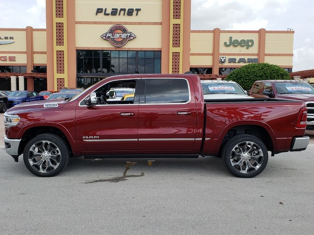 2019 Ram 1500 Crew Cab 4x4,  Pickup #IKN551028 - photo 3
