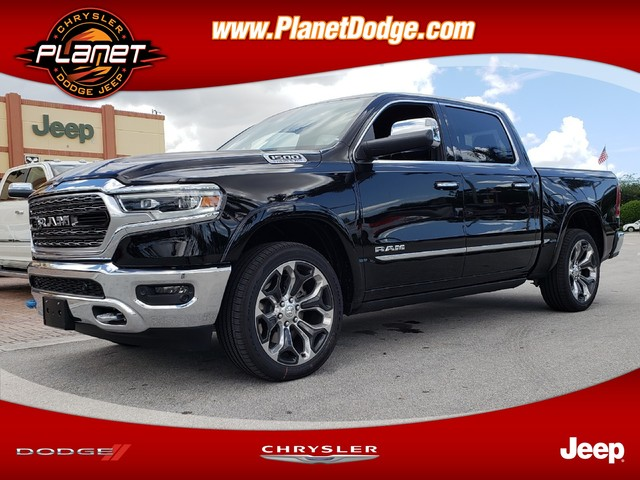 2019 Ram 1500 Crew Cab 4x4,  Pickup #IKN622116 - photo 1