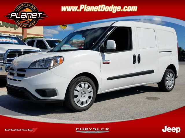 2017 ProMaster City Cargo Van #PH6G78815 - photo 1