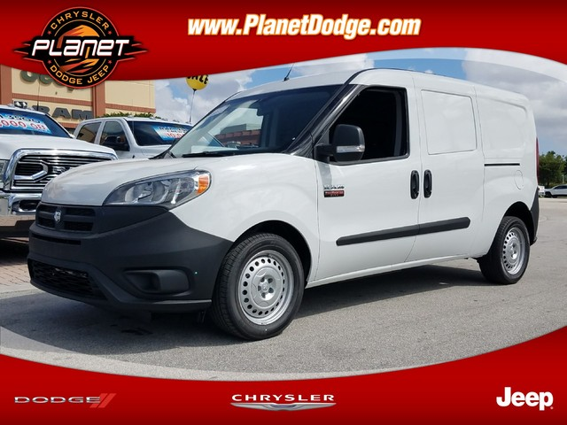 2017 ProMaster City, Cargo Van #PH6H17624 - photo 1