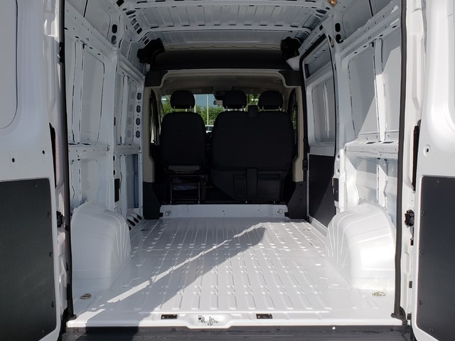 2018 ProMaster 1500 High Roof FWD,  Empty Cargo Van #PJE155817 - photo 2