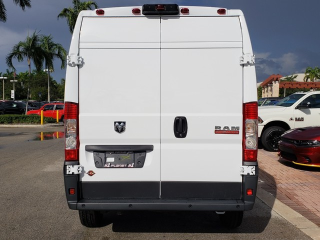 2018 ProMaster 1500 High Roof FWD,  Empty Cargo Van #PJE155817 - photo 6