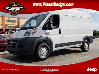 2018 ProMaster 1500 High Roof FWD,  Empty Cargo Van #PJE155817 - photo 1