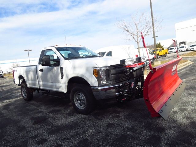 2017 F-350 Regular Cab 4x4, Pickup #175613F - photo 3