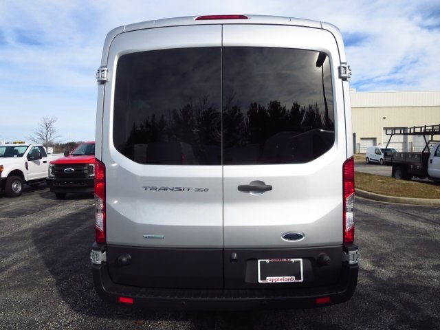 2017 Transit 350 Medium Roof, Passenger Wagon #175676F - photo 5