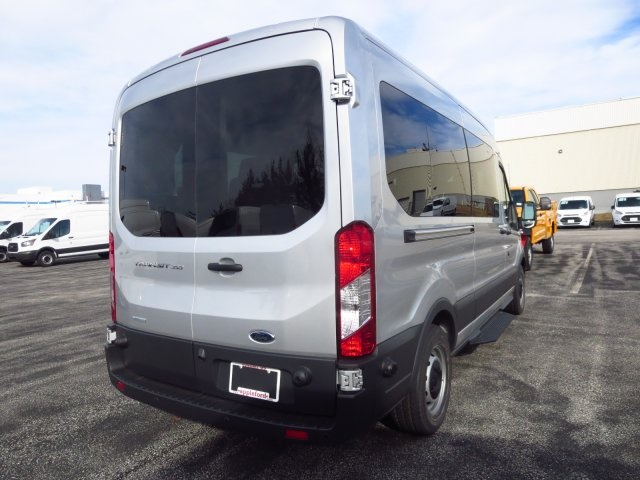 2017 Transit 350 Medium Roof, Passenger Wagon #175676F - photo 7