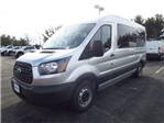 2017 Transit 350 Medium Roof, Passenger Wagon #175676F - photo 1