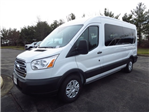 2017 Transit 350 Medium Roof Passenger Wagon #175745F - photo 1