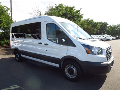 2017 Transit 350 Passenger Wagon #176763X - photo 3