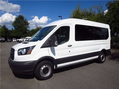 2017 Transit 350 Passenger Wagon #176763X - photo 1