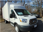 2017 Transit 350 HD DRW, Morgan NexGen Dry Freight #179515F - photo 3