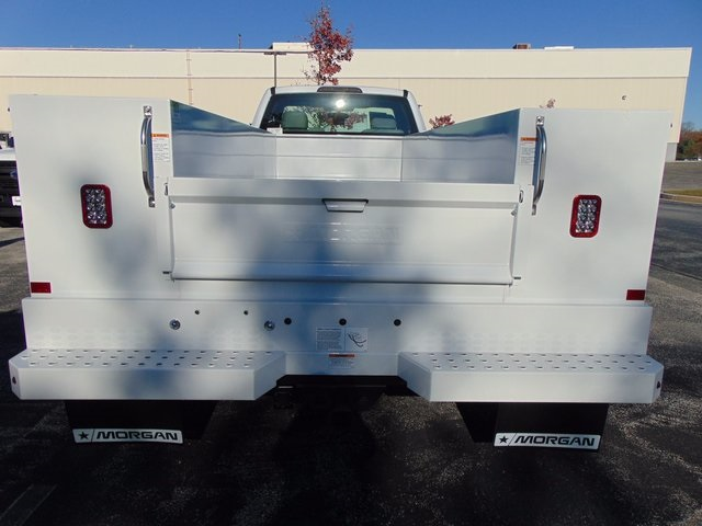 2017 F-550 Regular Cab DRW, Morgan Service Pro Service Body #179516F - photo 7