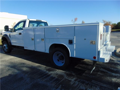 2017 F-550 Regular Cab DRW, Morgan Service Pro Service Body #179516F - photo 2