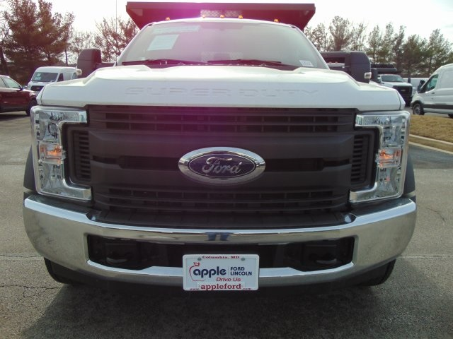 2017 F-550 Crew Cab DRW Stake Bed #179517F - photo 4