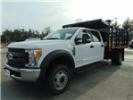 2017 F-550 Crew Cab DRW Stake Bed #179517F - photo 1
