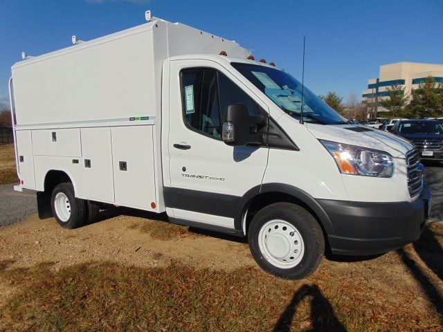 2017 Transit 350 HD DRW, Reading Service Utility Van #179690F - photo 3