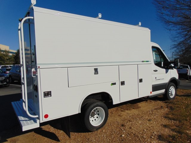 2017 Transit 350 HD DRW, Reading Service Utility Van #179690F - photo 10