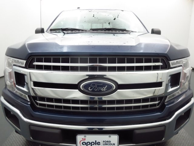 2018 F-150 Crew Cab 4x4 Pickup #185035 - photo 4