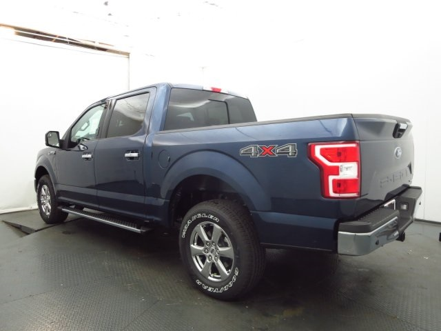 2018 F-150 Crew Cab 4x4 Pickup #185035 - photo 2
