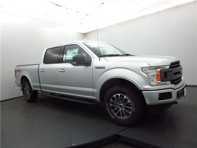 2018 F-150 Crew Cab 4x4 Pickup #185055 - photo 3