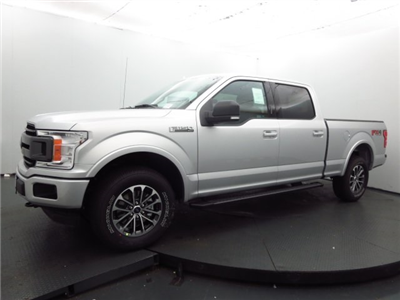 2018 F-150 Crew Cab 4x4 Pickup #185055 - photo 1