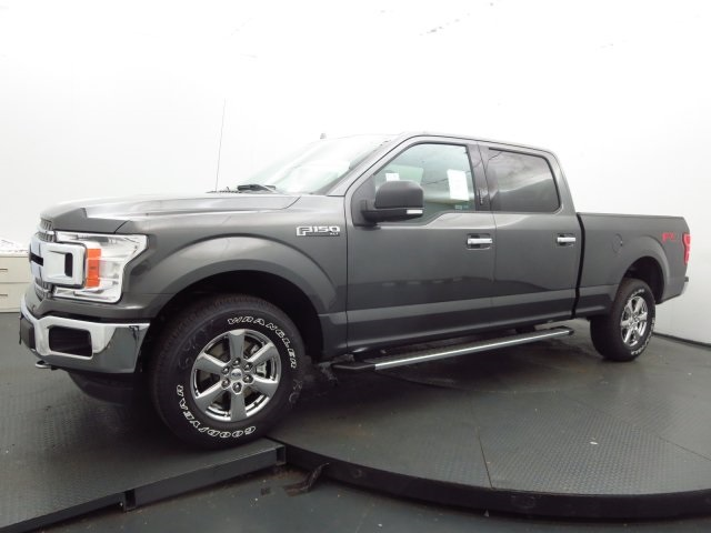 2018 F-150 Crew Cab 4x4 Pickup #185070 - photo 1