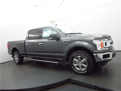 2018 F-150 Crew Cab 4x4 Pickup #185070 - photo 3